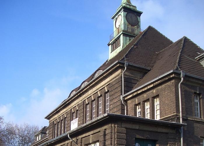 Hamborner Bahnhof