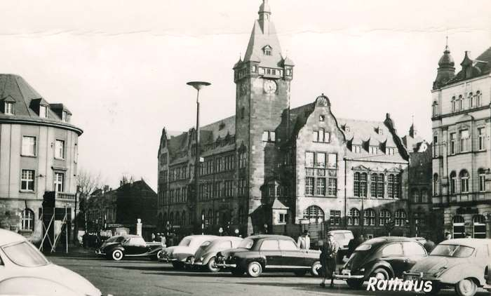 rathaus 60er
