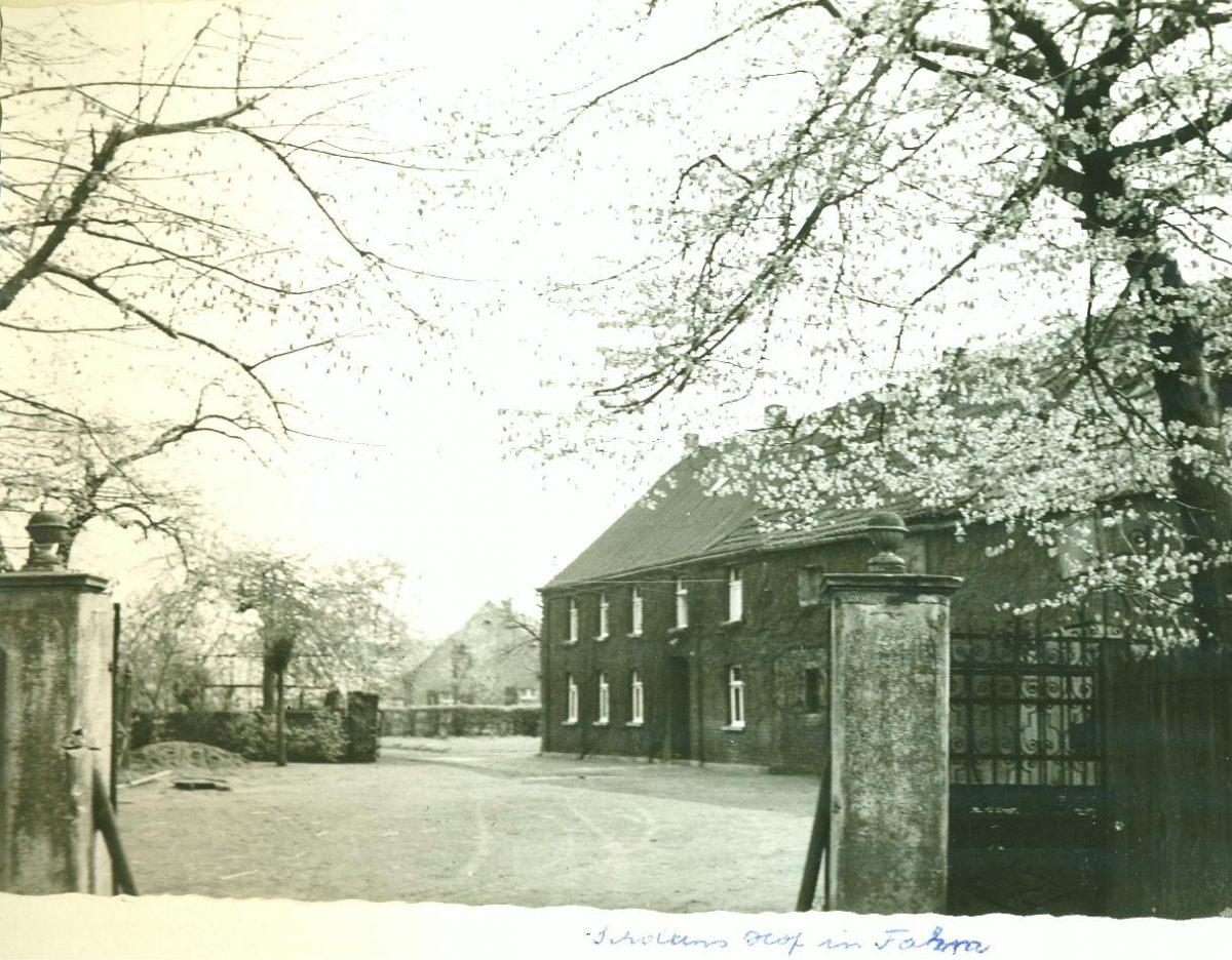 Scholtens Hof in Duisburg-Fahrn