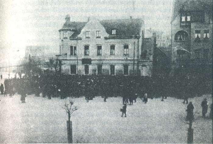 streik1918