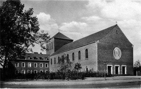 St Barbara Hamborn