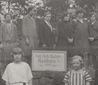 freie arbeiter-buehne 1927 2