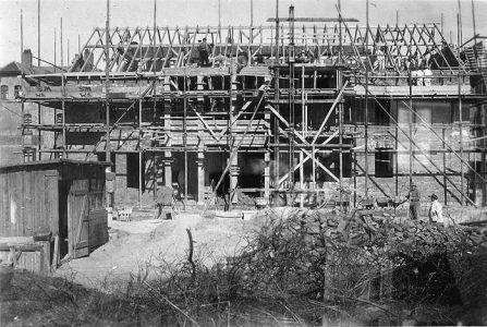 marienstrasse jugendheim 1952