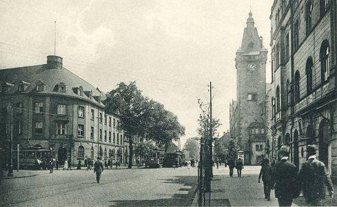 rathaus 1910